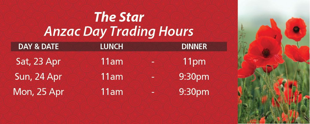 G star highpoint trading hours